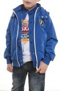 Blouson Enfant Pepe Jeans JACOB BLUE