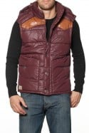 Doudoune Homme Pepe Jeans CARSON DARK BROWN
