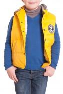 Blouson Enfant Pepe Jeans JEREMY DK YELLOW