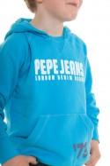 Pull/Sweatshirt Enfant Pepe Jeans ISREAL TURQUOISE