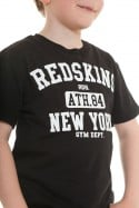 Tee Shirt Enfant Redskins Junior KENZO BLACKWELL NOIR