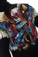 Pull/Sweatshirt Homme horspist COX M307 BLACK