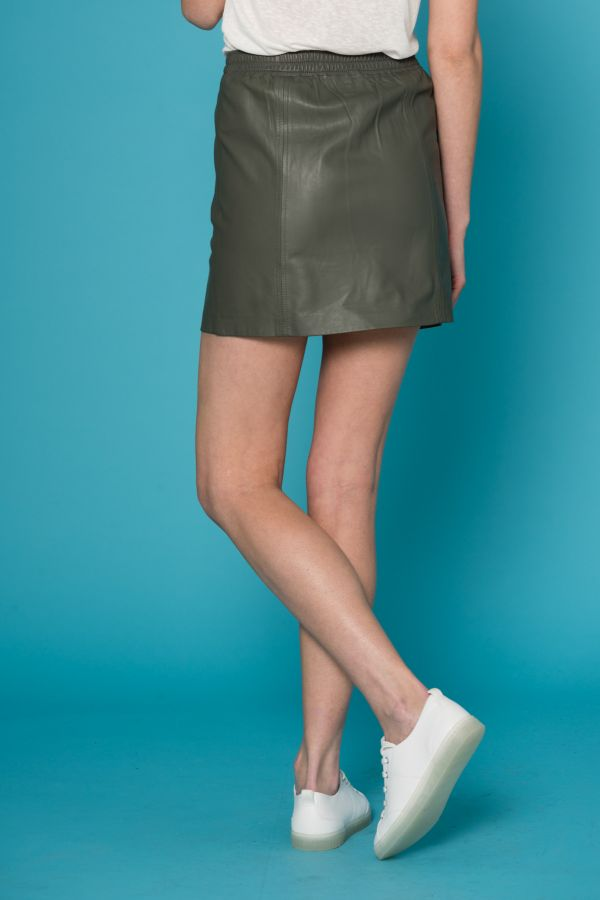 Jupe/robe Femme Oakwood ROOTS KAKI CLAIR 570