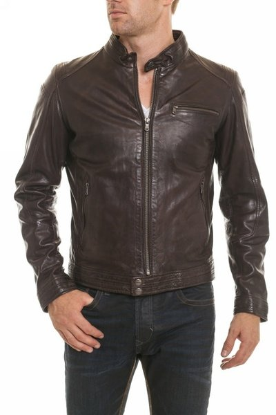 Blouson Homme Daytona HUGO SHEEP TIGER REDDISH BROWN ZZ