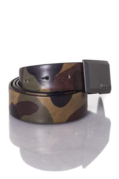 camouflagefarbener Herren-Gürtel  Antony Morato              title=