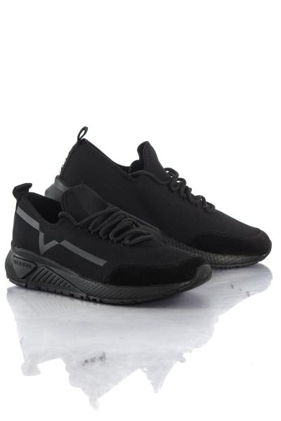Baskets en toile Homme Diesel S-KBY STRIPE BLACK