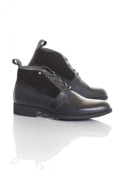 Boots / bottes Homme GStar Footwear INSIDE TI BLACK LTHR
