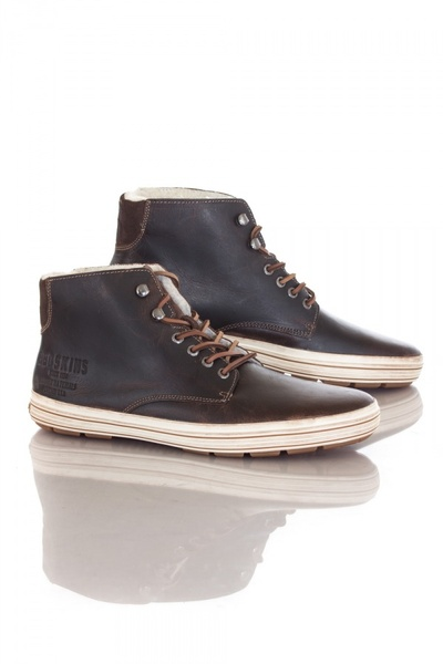 Chaussures à lacets Homme Chaussures Redskins ODIEU CHATAIGNE