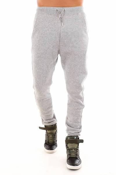 Pantalon Homme Redskins FARNLEY POSTER GREY CHINE