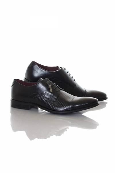 Chaussures à lacets Homme Chaussures Redskins PRADEL NOIR