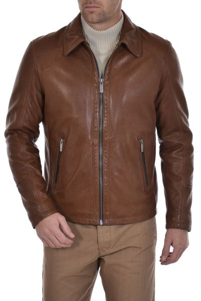 Blouson Homme Oakwood HARRYS TAN 515
