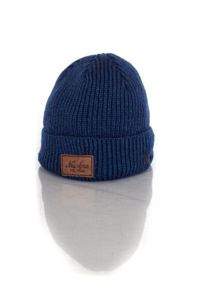Bonnet Homme New Era PATCHED WOOL NEWERA NVY 4088