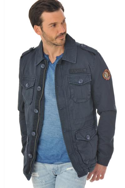 Veste Homme Kaporal TYRON BLUE NIGHT