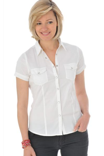 Tee Shirt Femme Kaporal NILEX WHITE P16