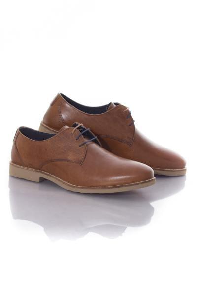 Chaussures à lacets Homme Chaussures Redskins FERVAN COGNAC