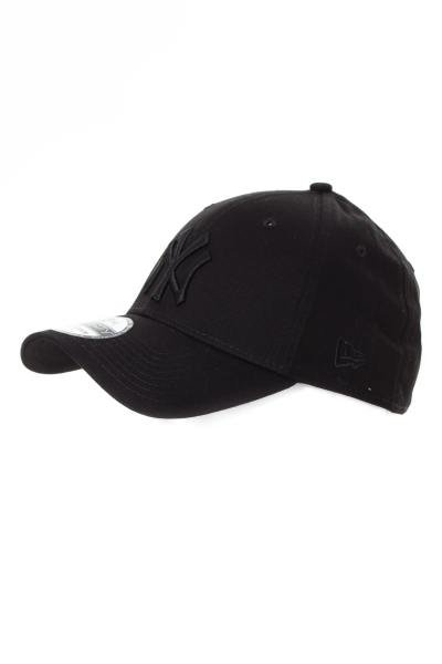 Casquette Homme New Era 39THIRTY LEAGUE BASIC NEYYAN BLACK/BLACK 4931