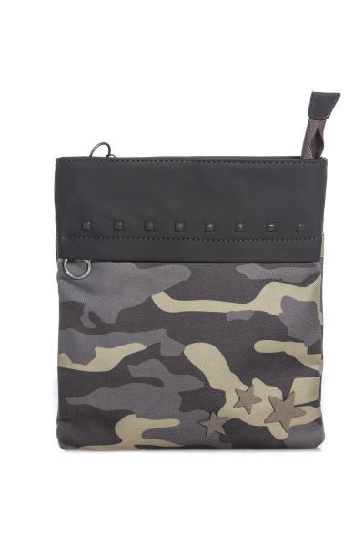 camouflagefarbene Herrentasche Antony Morato              title=