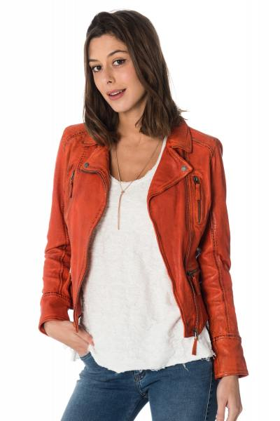 Blouson Femme Oakwood CAMERA ORANGE 549