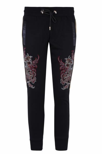 Pantalon Homme horspist FLOGGY BLACK