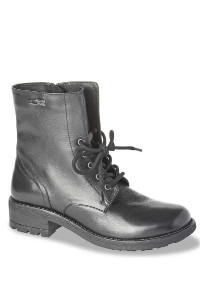Boots / bottes Femme Les Tropéziennes par M Belarbi AUSTRIA NOIR