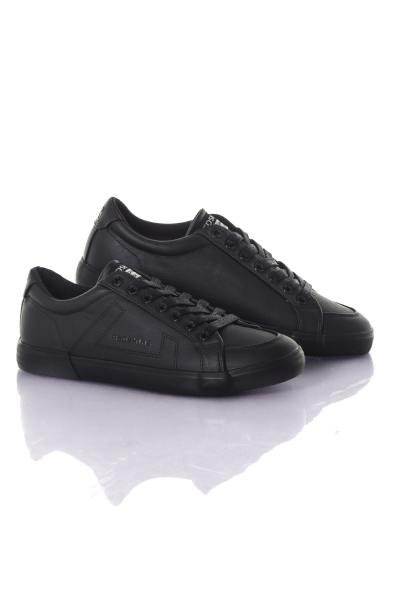 schwarze Herren Sneakers