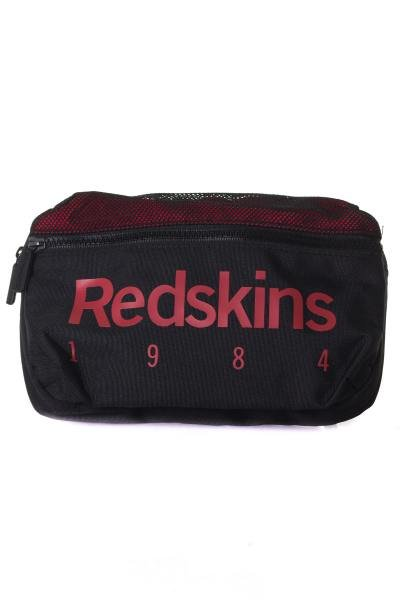 Sacoche Homme Accessoires Redskins BANANE RED HARTING NOIR ROUGE