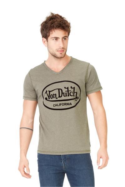 Tee Shirt Homme Von Dutch TSHIRT AERON / K