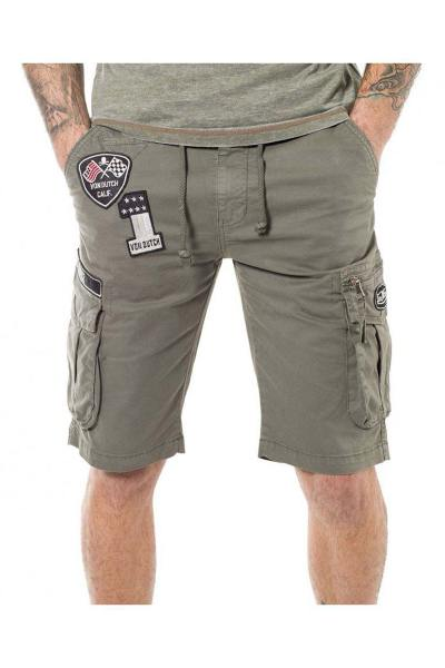 Short Homme Von Dutch BERMUDA TEXAS K / P