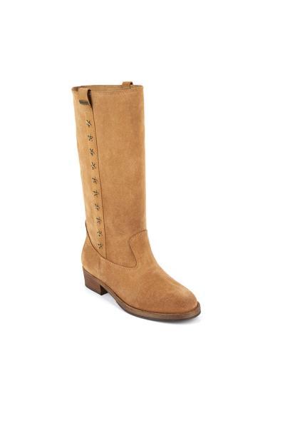 Chaussures Femme Les Tropéziennes de M Belarbi LISON COGNAC