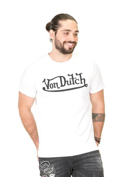 Tee Shirt Homme Von Dutch TSHIRT BEST BL NR