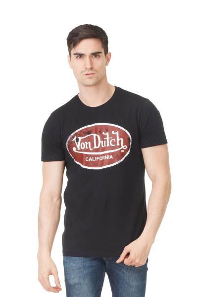 Tee Shirt Homme Von Dutch TSHIRT AARO N P
