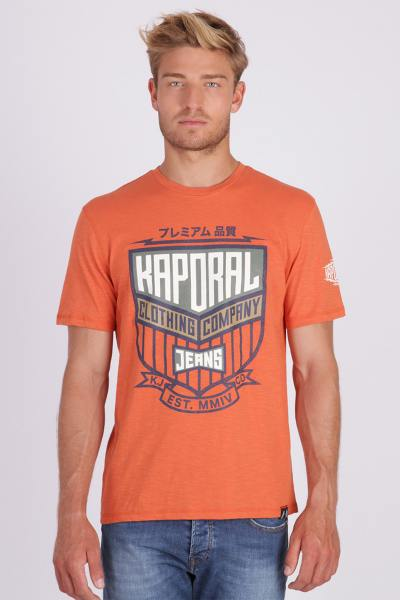 Herren T-Shirt aus Baumwolle in Baumwolle              title=