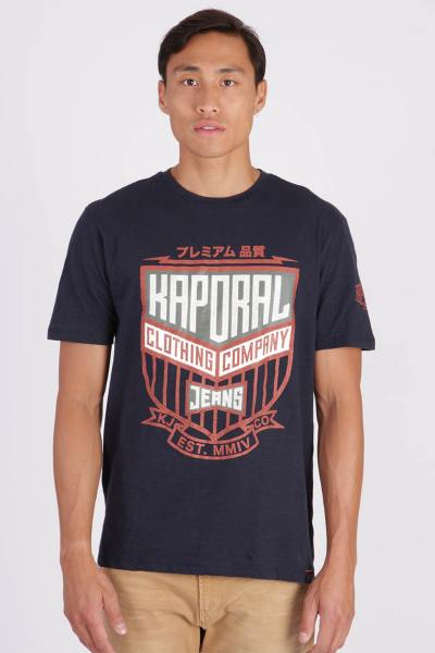 Tee Shirt Homme Kaporal ORZO NAVY
