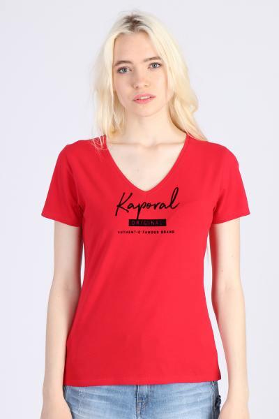 Tee Shirt Femme Kaporal XAVRA TANGO