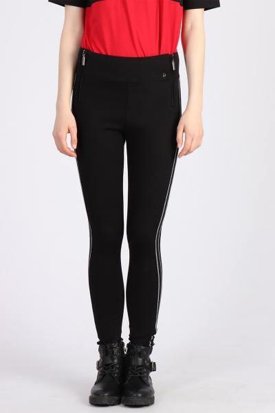 Pantalon legging noir              title=