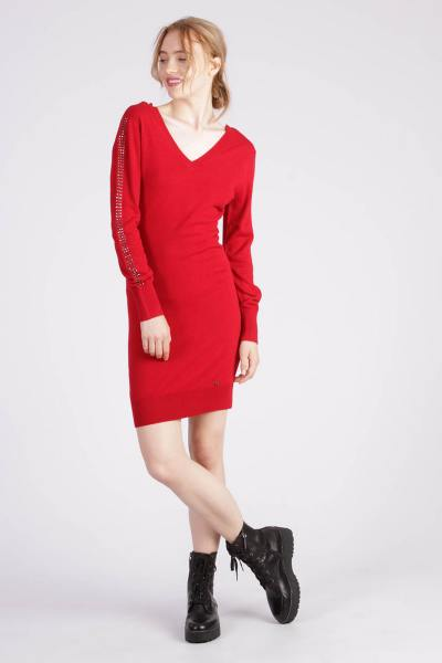 Rotes Kleid               title=