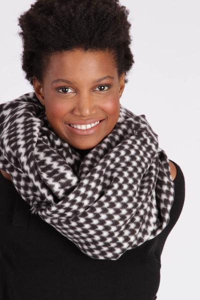 Echarpe Femme Kaporal PAIL BLACK