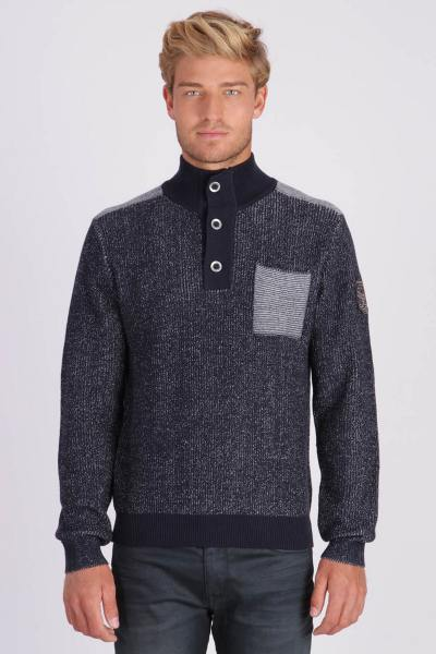 pull homme coton