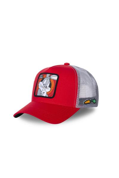 casquette bugs bunny looney tunes               title=