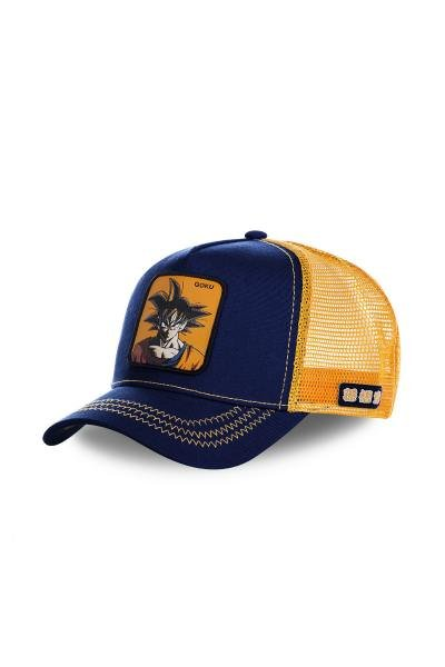 Casquette homme COLLABS DBZ GOKU              title=