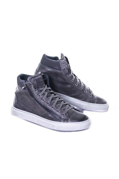 Baskets homme anthracite              title=