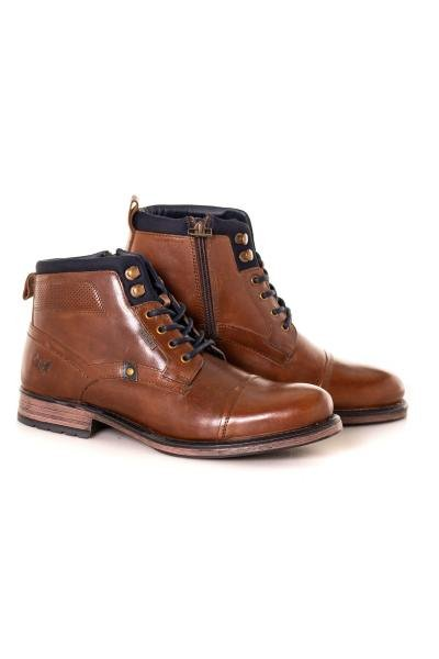 herren Boots/stiefel kaporal shoes ISKA MARRON              title=