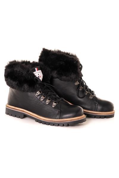 Boots / bottes femme les tropeziennes par m belarbi LACEN BLACK              title=