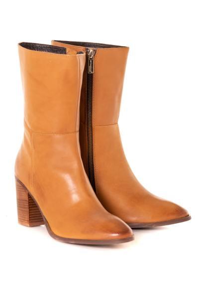 Boots / bottes femme les tropeziennes par m belarbi LIVANA TAN              title=