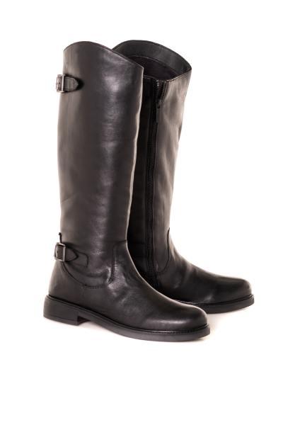 Boots / bottes femme les tropeziennes par m belarbi LOLA NOIR              title=