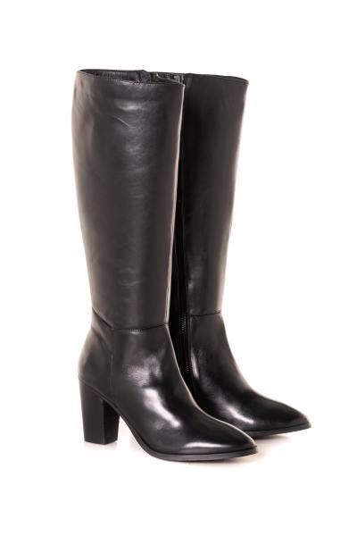 Boots / bottes femme les tropeziennes par m belarbi LYCO NOIR              title=