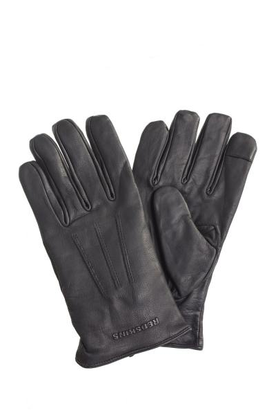 herren Handschuhe accessoires redskins REDEMAR NOIR              title=