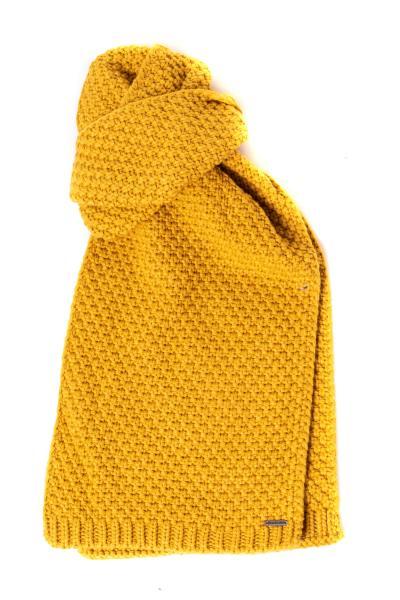 Damenschal gelb