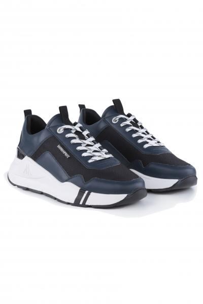 Sneakers bleue marine