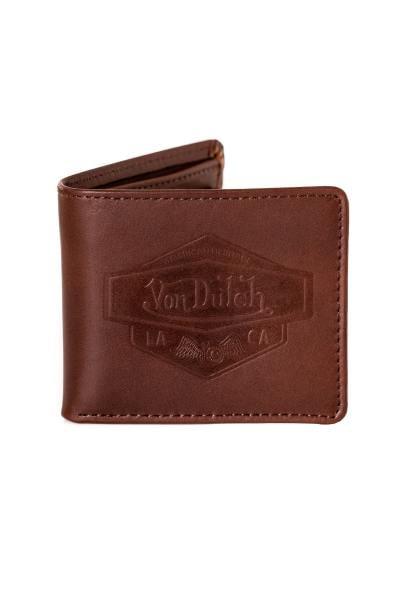 herren Brieftasche von dutch DIWAN MARRON